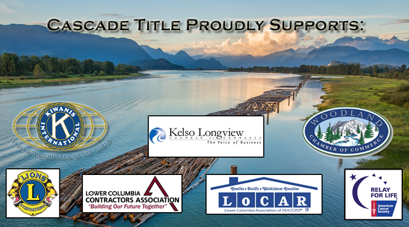 Cascade Title proudly supports these organizations…
