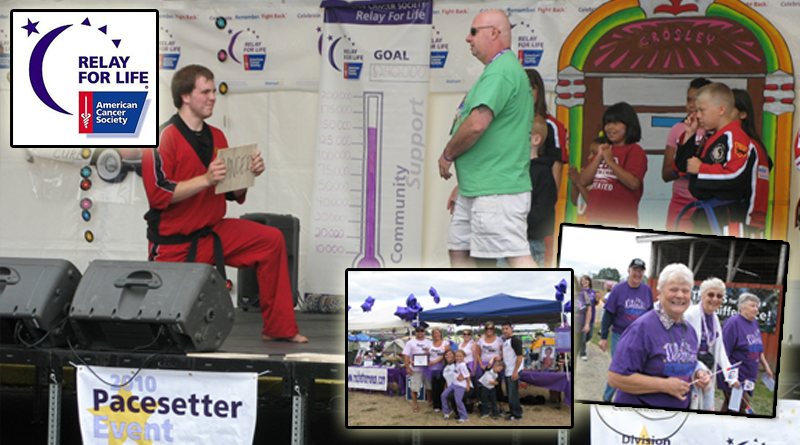 Cascade Title Proudly Supports Relay for Life
